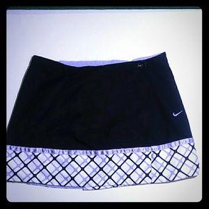 Nike Tennis skirt Active Navy White Satin Lilac